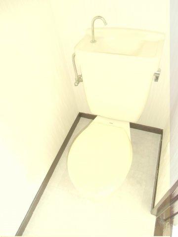 【トイレ】レジデンス貝塚1号館