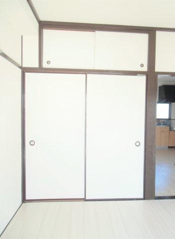 【収納】レジデンス貝塚1号館