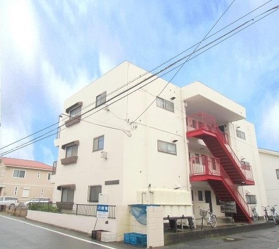 【外観】レジデンス貝塚1号館