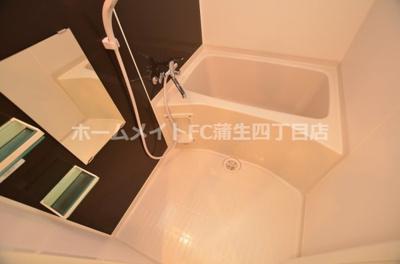 【浴室】WENS大阪城北