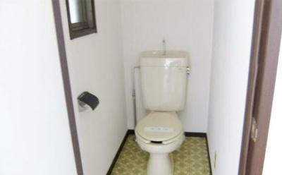 【トイレ】牛久アーバンヒルA棟