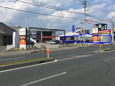 【外観】高須貸店舗