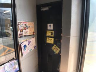 【トイレ】高須貸店舗