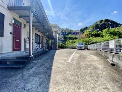 【駐車場】サニーハイツ