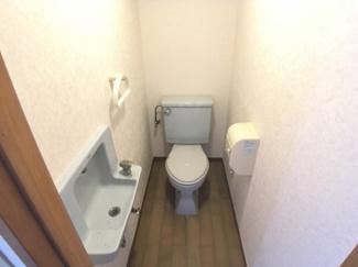 【トイレ】カーサエトワール