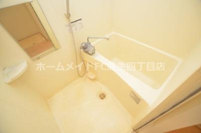 【浴室】ヴァンスタージュ大阪城East