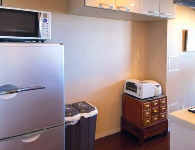 【キッチン】コーラルリゾートヴィラ沖縄恩納