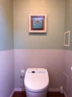 【トイレ】コーラルリゾートヴィラ沖縄恩納