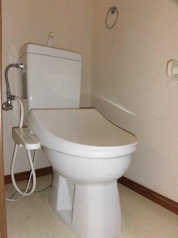 【トイレ】カトレア城ヶ丘