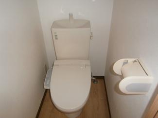 【トイレ】ドリームハウスしののめ1階貸店舗