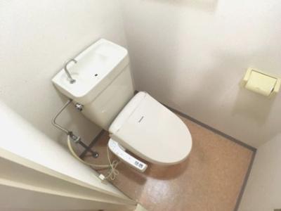 【トイレ】アーバンハイツ上町