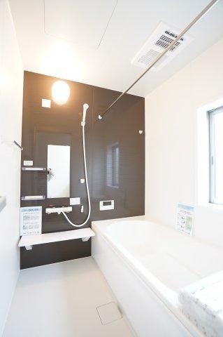 浴室乾燥機付きでカビを抑制!