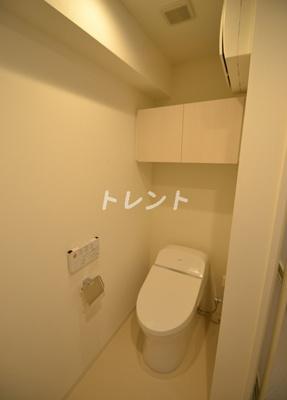 【トイレ】マルラニ千駄ヶ谷【MALULANI千駄ヶ谷】