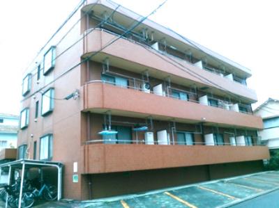 JR京浜東北線「蒲田」駅より徒歩9分のマンションです