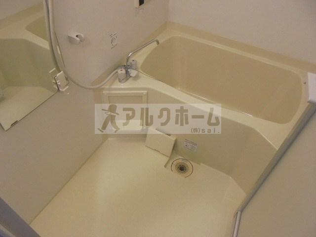 第2コーポ平野(柏原市平野・法善寺駅) 浴室