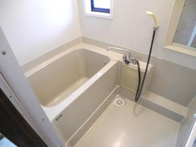 【浴室】オレンジガーデンⅠ
