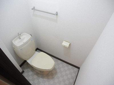 【トイレ】オレンジガーデンⅠ
