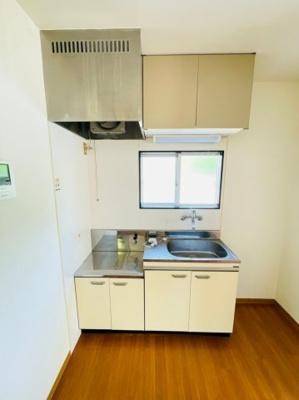 【キッチン】高田杜ハイツA