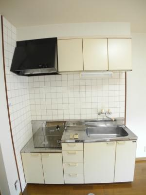 【キッチン】カリーナ油木