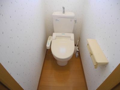 【トイレ】家野町サンロイヤル