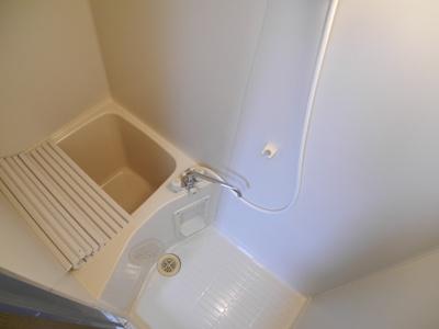 【浴室】サンパール光町