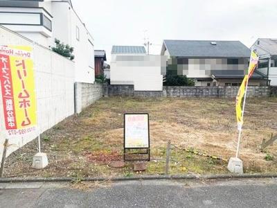【外観】下鴨東岸本町 新築一戸建て 自由設計