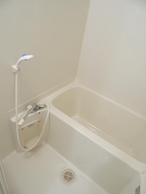 【浴室】ハイツ南