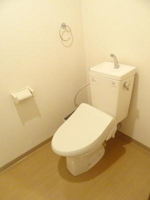 【トイレ】ハイツ南