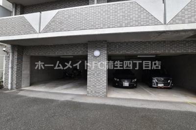 【駐車場】エスリード今福