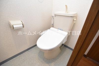 【トイレ】エスリード今福