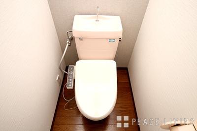 【トイレ】ラフィーネ