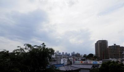 4階ですが前棟がないので、視線も気にならず、南向きで陽当たり眺望・通風良好です♪