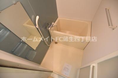 【浴室】S-RESIDENCE緑橋serio