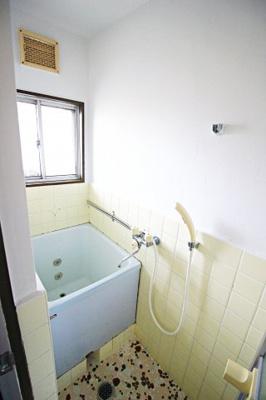 【浴室】陽光園マンション