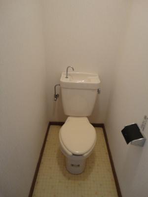 【トイレ】コーポ庄司