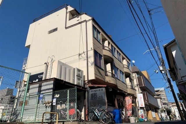あかつきマンション【賃貸】の画像
