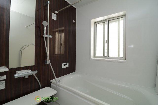 【浴室】加須市元町 中古一戸建て