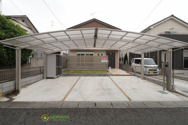 【外観】加須市元町 中古一戸建て