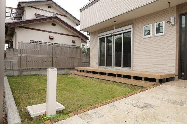 【庭】加須市元町 中古一戸建て