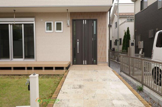 【エントランス】加須市元町 中古一戸建て