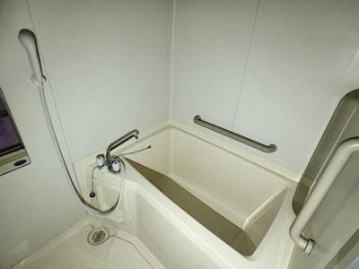 【浴室】コーポラス・ベアフルートB