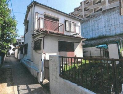 【外観】神戸市垂水区歌敷山4丁目 中古戸建