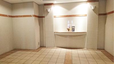 【エントランス】レクセルプラザ篠崎駅前 9階 2003年築 70.46㎡ 篠崎駅2分