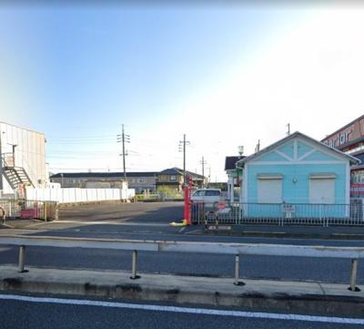 岸和田市ロードサイド物件!土地面積約225坪!店舗事務所 約23坪 駐車スペースあり!