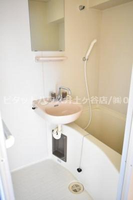 【浴室】アルカディア蒔田