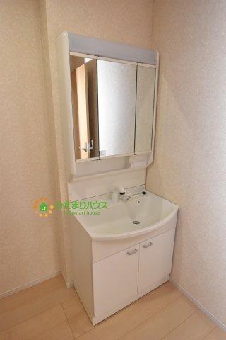 【独立洗面台】鴻巣市北新宿 中古一戸建て