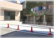 【駐車場】神戸市垂水区千代が丘1丁目 新築戸建