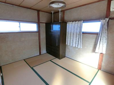 2階東側の和室です。