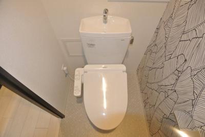 【トイレ】スワンズシティ大手前レーヴェ