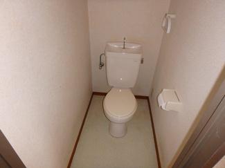 【トイレ】ハイツ京霧ヶ丘